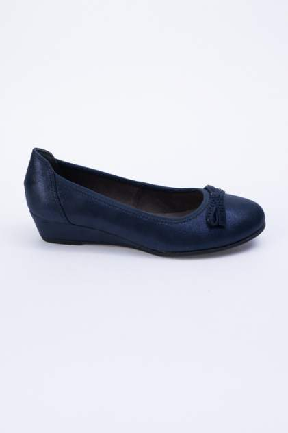 Туфли женские Jana 8-8-22262-22 синие 36 RU