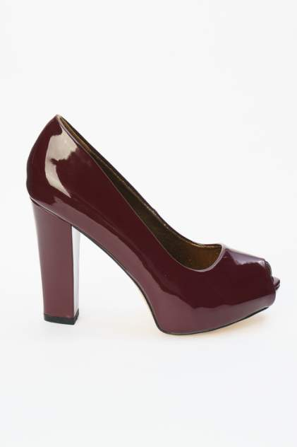 Туфли женские Betsy 979026 бордовые 39 RU
