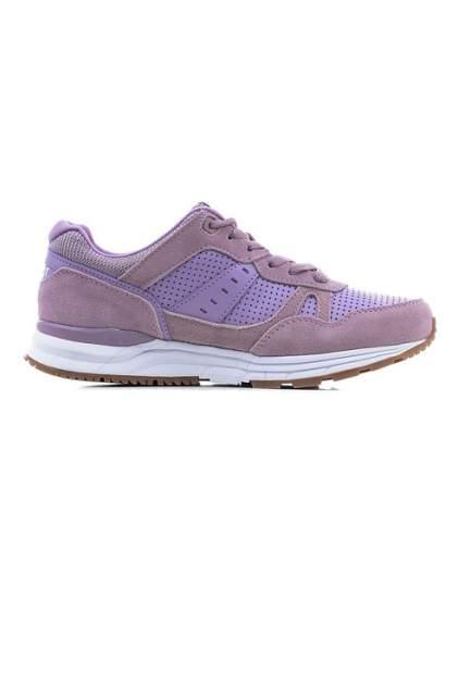 Кроссовки женские Ascot SJ 3099-06 ZEON фиолетовые 39 RU