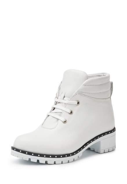 Ботинки женские Alessio Nesca 257071O0 белые 39 RU