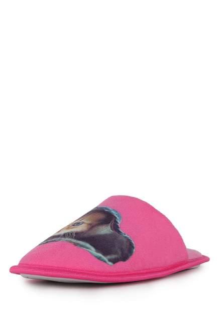 Домашние тапочки женские T.Taccardi 01106010 розовые 36 RU