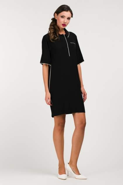 Платье женское Seventy AB0550 SEVENTY SS17 черное 40 IT