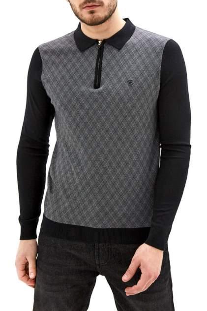 Рубашка мужская La Biali 5107/120 СЕРая серая 3XL