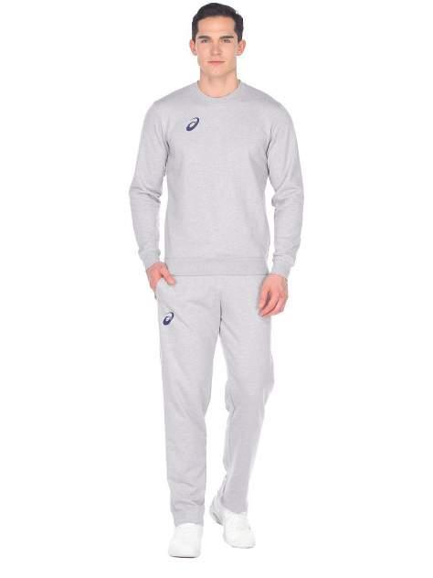 Спортивный костюм Asics Man Knit Suit, heather grey, XXL INT