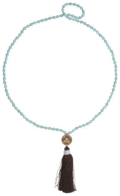 Сотуар женский BRADEX AS 0051, бирюза/рудракша/текстиль