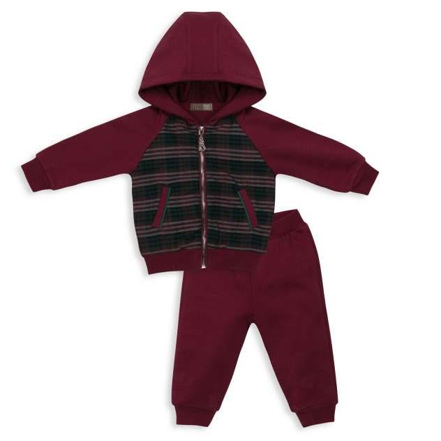 Комплект одежды RBC, цв. красный р.92