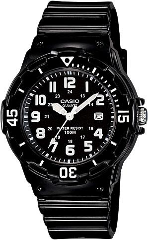 Наручные часы кварцевые женские Casio Collection LRW-200H-1B