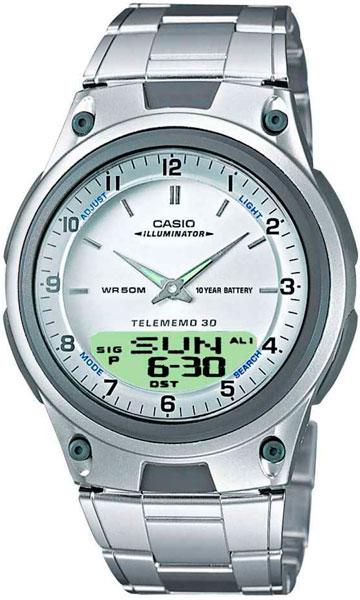 Наручные часы кварцевые мужские Casio Collection AW-80D-7A