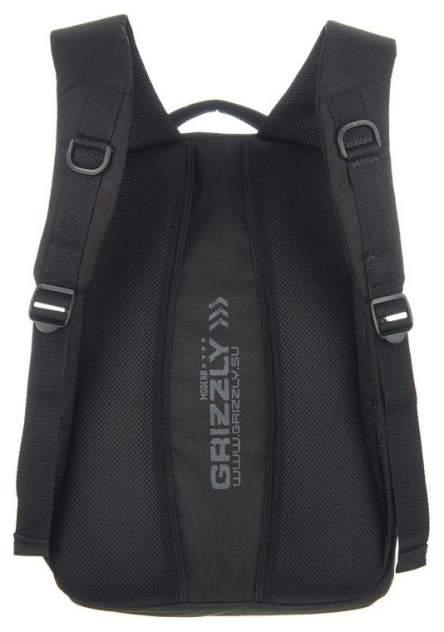 Рюкзак детский Grizzly RU-501-1 черный