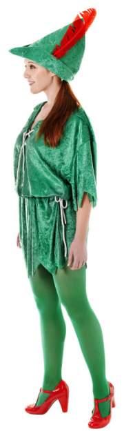 Карнавальный костюм Bristol Питер Пен, цв. зеленый р.172
