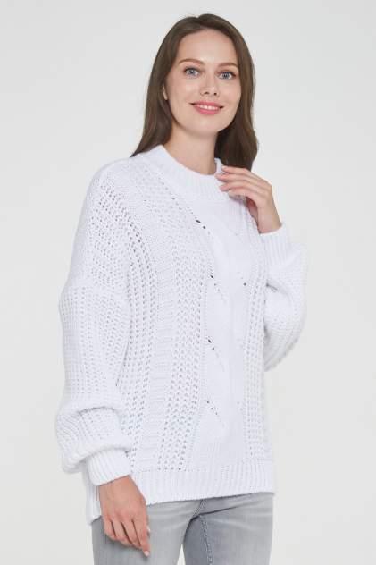 Джемпер женский VAY 192-4010 белый 50 RU