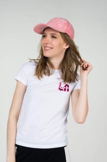 Бейсболка женская Juicy by Juicy Couture JCB10020 розовая 54-56
