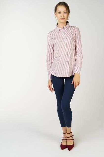 Рубашка женская Jacqueline de Yong 15158497 розовая 40 FR
