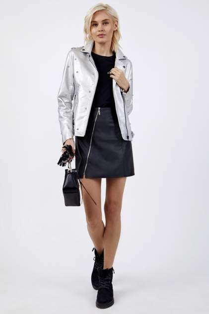 Куртка женская Tom Farr T4F W9804.96 серебристая L
