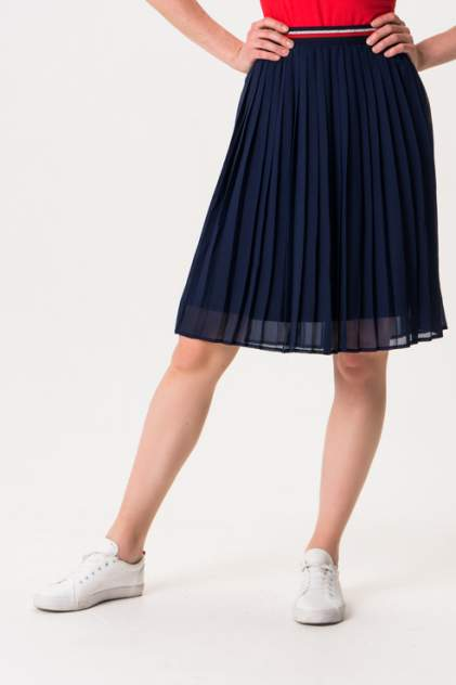 Юбка женская Broadway 10158533 синяя L