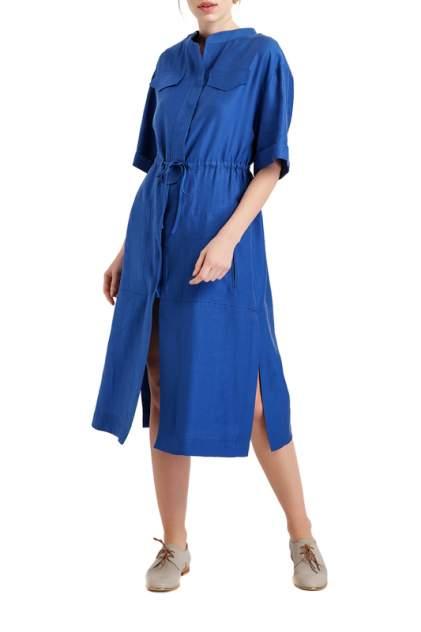 Платье женское BGN синее 42-XL