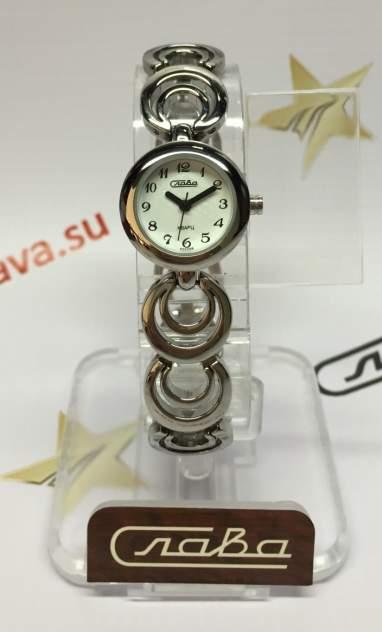 Наручные кварцевые часы Слава Инстинкт 6001080/2035