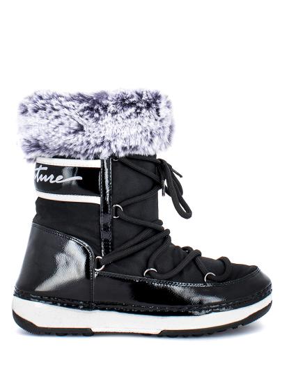 Полусапоги женские Just Couture 89038 черные 40 RU