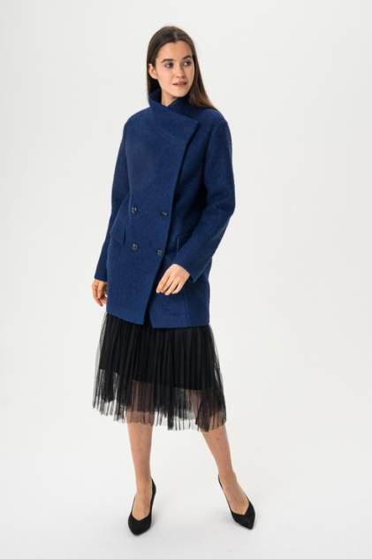 Женское пальто ElectraStyle 3-7004/4-225, синий