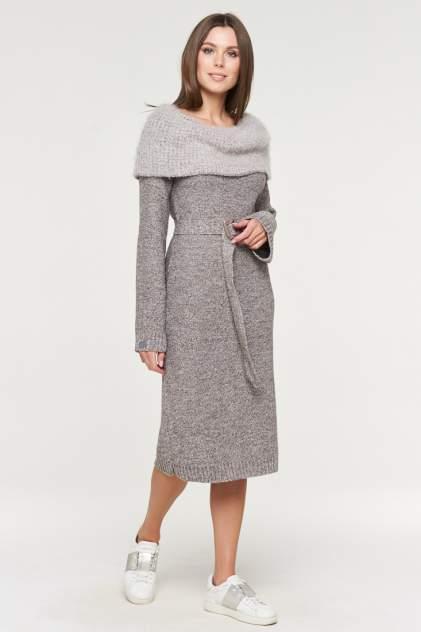 Платье женское VAY 192-2416 бежевое 50 RU