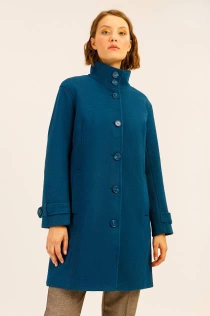 Женское пальто Finn Flare A19-11005, синий