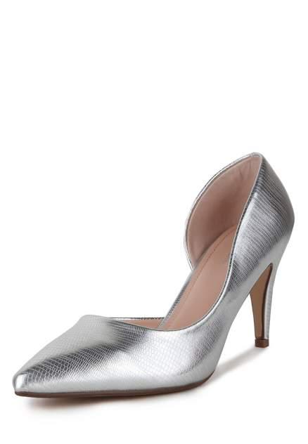 Туфли женские T.Taccardi 90707000 серебристые 36 RU