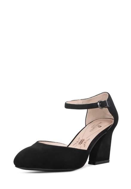 Туфли женские Pierre Cardin W2028003 черные 36 RU