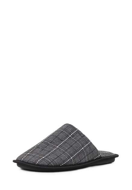 Мужские домашние тапочки T.Taccardi M0258001, серый