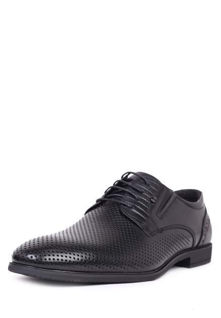 Туфли мужские Pierre Cardin 03806010, черный