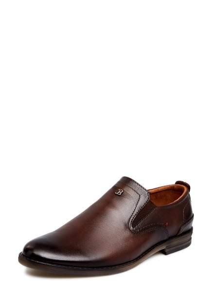 Туфли мужские COMECITY 25806960, коричневый