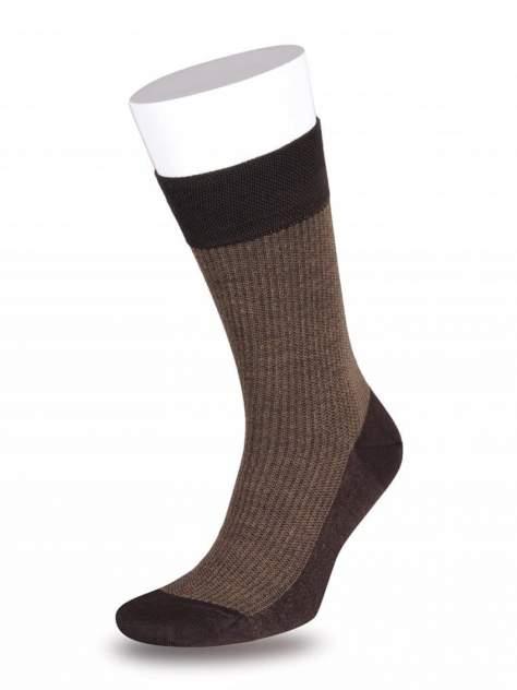 Носки мужские MUDOMAY 23305 коричневые 41-44
