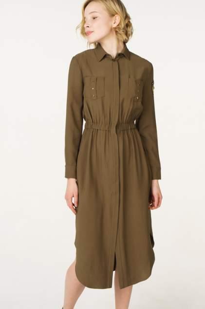 Женское платье T-Skirt AW18-07-0517-FS, зеленый