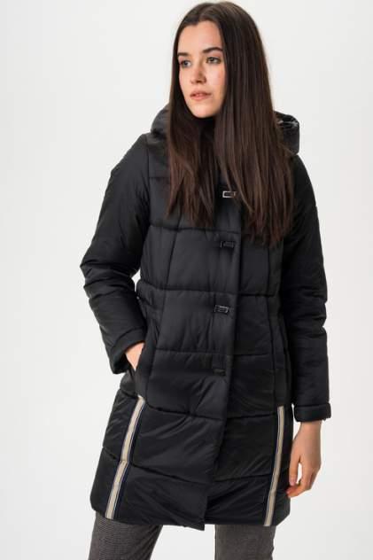 Пуховик-пальто женский ElectraStyle 3У-6031/3-258 черный 48 RU