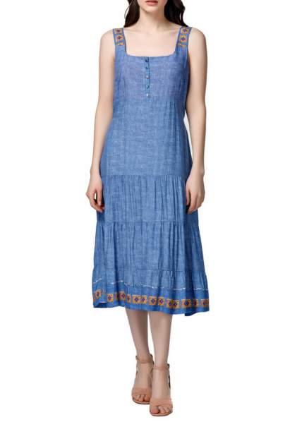 Сарафан женский Helmidge 6806 синий 18 UK