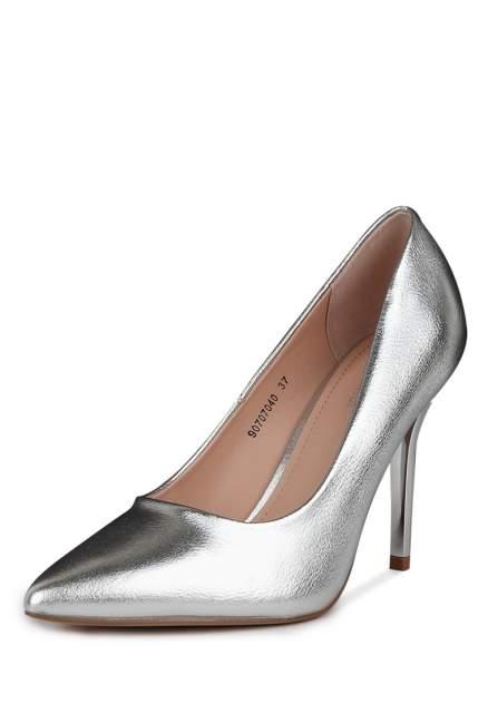 Туфли женские T.Taccardi 710018322 серебристые 38 RU