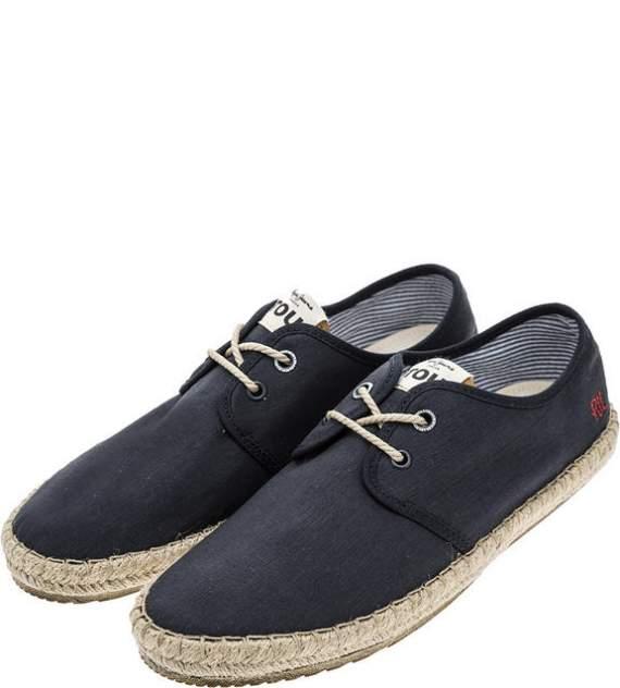 Эспадрильи мужские Pepe Jeans PMS10254 595, синий