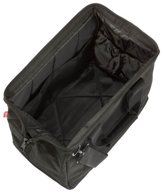 Дорожная сумка Reisenthel Allrounder черная 40 x 33,5 x 24