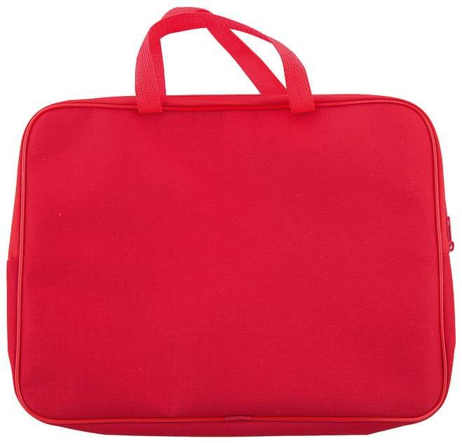 Сумка детская Centrum Enchantimals с ручкой А4 текстильная, цв. красный