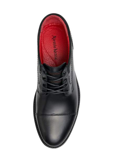 Туфли мужские Alessio Nesca M2108029 черные 41 RU