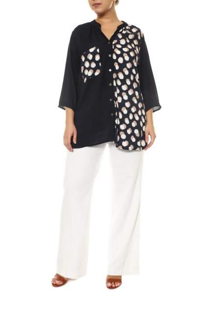 Блуза женская ARTESSA BL04604PEA05 синяя 60 RU/62 RU