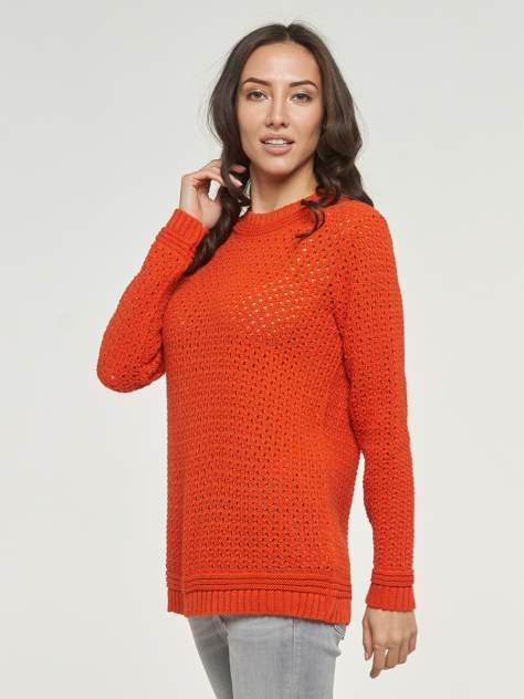 Джемпер женский VAY 182-4640 оранжевый 50 RU
