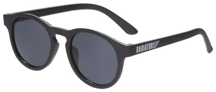 Очки Babiators Original Keyhole солнцезащитные Секретная операция черные, дымчатые LTD-033