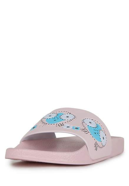 Шлепанцы женские T.Taccardi 14706000 розовые 41 RU