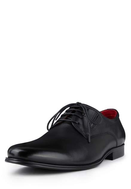 Туфли мужские Pierre Cardin 03406330 черные 42 RU