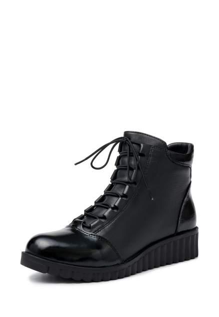 Ботинки женские Pierre Cardin 256073J0 черные 36 RU