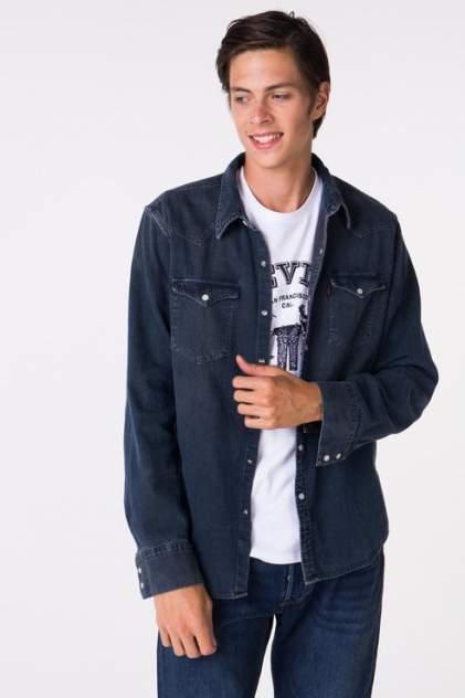 Рубашка мужская Levi's 6581602770 синяя S