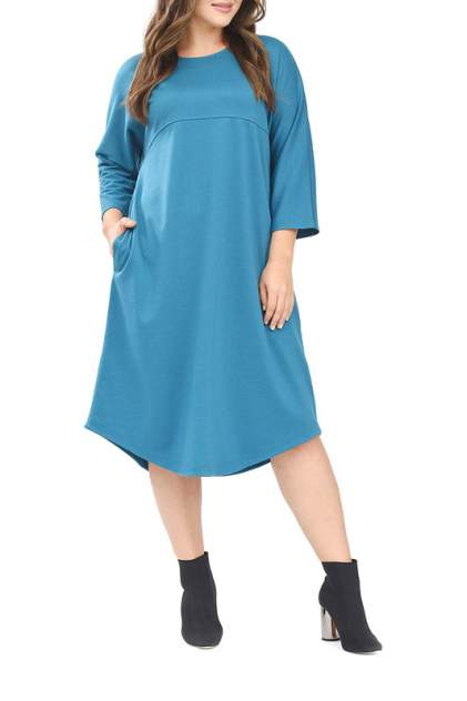 Платье женское SVESTA RKL896MARW голубое 52 RU
