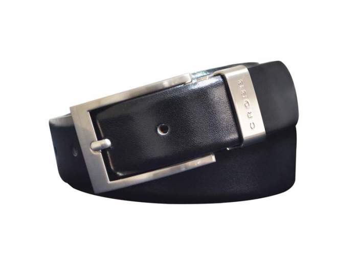 Ремень мужской Cross AC018155-XL черный 117 см