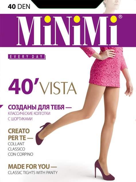 Колготки MiNiMi VISTA 40, nero, 4/L