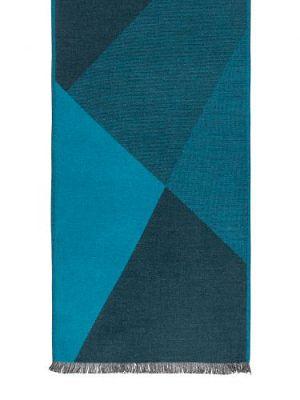 Шарф мужской Labbra LJG34-763 синий